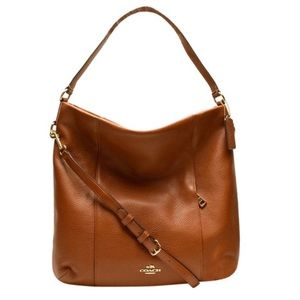 Coach Leather Purse Crossbody Shoulder bag